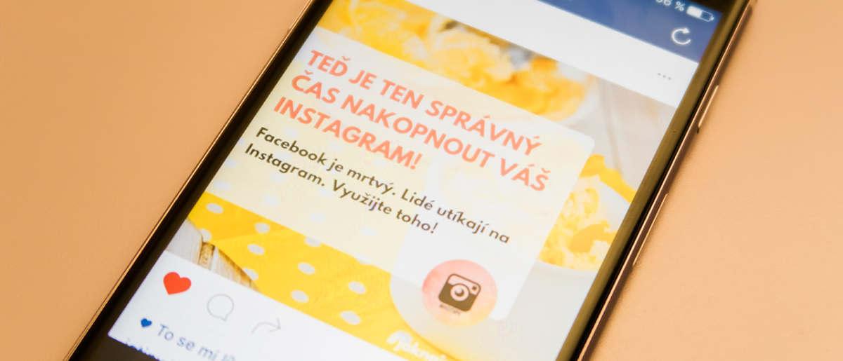 Jak může malá firma využít Instagram