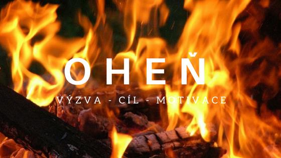 živel oheň